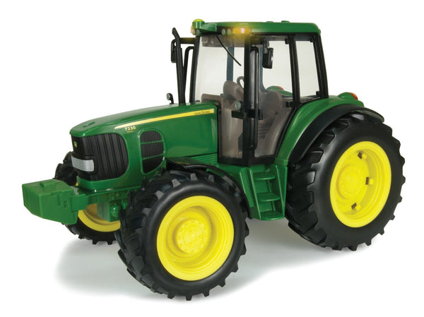 John Deere 46096 Big Farm™ 7430 Tractor with Lights 'N' Sound, 1:16 Scale