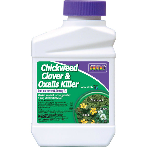 Bonide® 061 Concentrate Chickweed & Clover Killer, 1 Pt