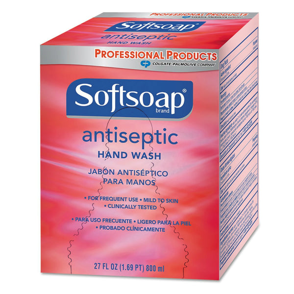 Softsoap® 01930 Antiseptic Hand Wash Soap Refill, 800 ml