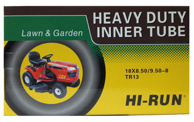 HI-RUN TUN4011 Heavy-Duty Lawn & Garden Inner Tube, 23x8.50/9.5/10.5-12, TR13