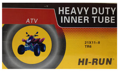 HI-RUN TUN5006 Heavy-Duty ATV Inner Tube, 20X8/21X7-10, Tr6