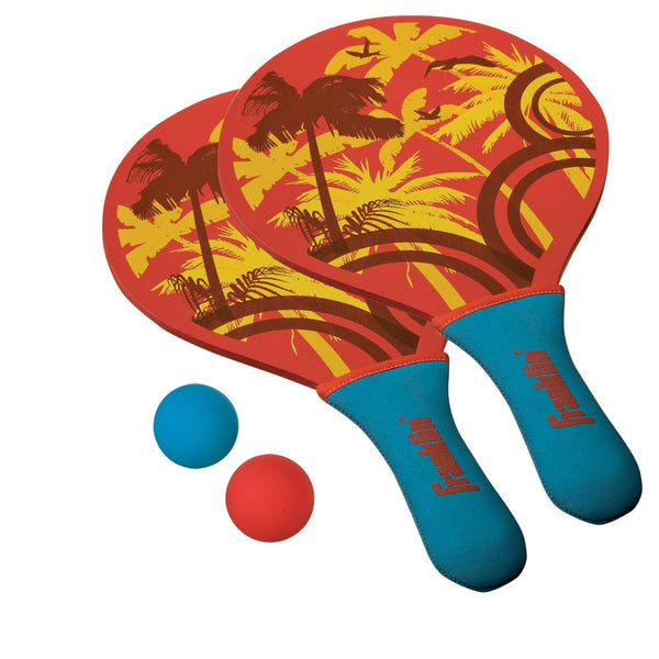Franklin® 52604 Grip-Rite® Paddle Ball Set, Assorted Colors
