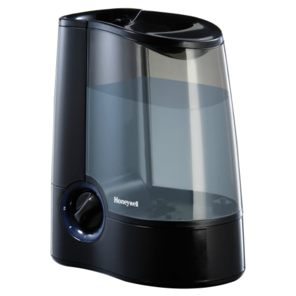 Honeywell HWM705B Filter-Free Warm Moisture Humidifier, Black