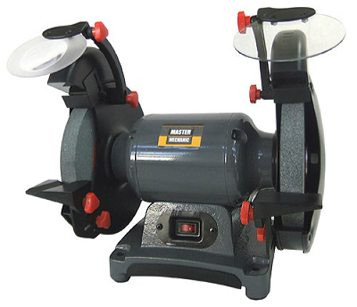 Awe Inspiring Master Mechanic Tlg 200L2 Bench Grinder 8 1 2 Hp Caraccident5 Cool Chair Designs And Ideas Caraccident5Info
