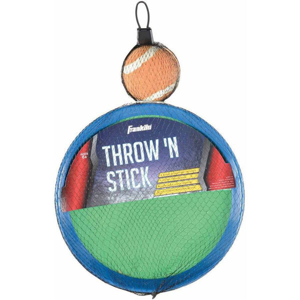 Franklin® 52613 Throw 'N Stick Set, Assorted Colors