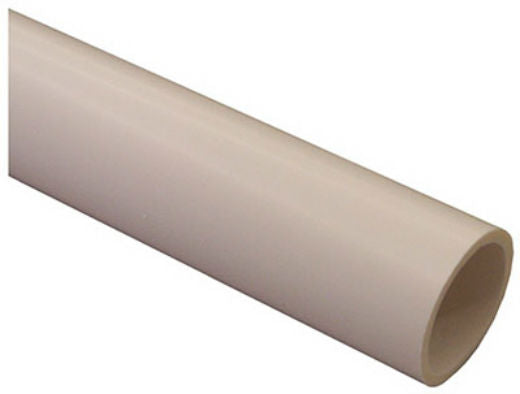 "Genova 700212F Schedule 40 Cellular Core PVC DWV Pipe, 2"" x 2'"