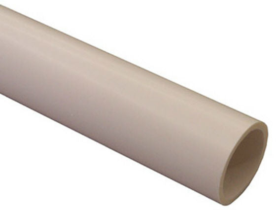 "Genova 70015F Cellular Core PVC DWV Pipe, 1-1/2"" x 5', Schedule-40"