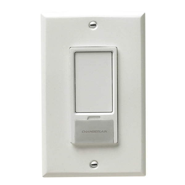 Chamberlain® WSLCEV MyQ Interior/Exterior Remote Light Switch