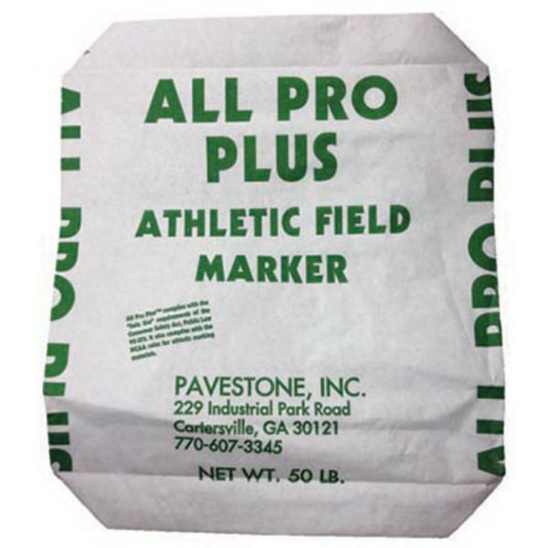 Pavestone® 54131 All Pro Plus Athletic Field Marker, 50 Lbs
