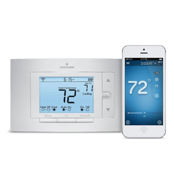 Emerson™ UP500W Sensi™ Wi-Fi Programmable Thermostat