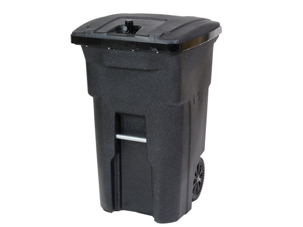 Toter 025B96-04BKS Bear Tight Garbage Can, 96 Gallon