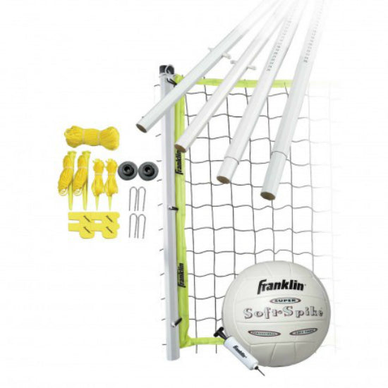 Franklin 50402 Advanced Volleyball Complete Set