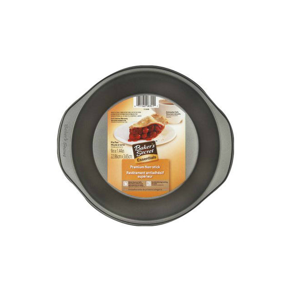 Baker's Secret® 1114440 Non Stick Pie Pan, 9""