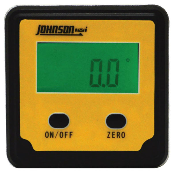 Johnson Level 1886-0000 Magnetic Digital Angle Locator