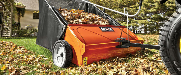 Agri-Fab® 45-0492 Tow Behind Lawn Sweeper, 44""