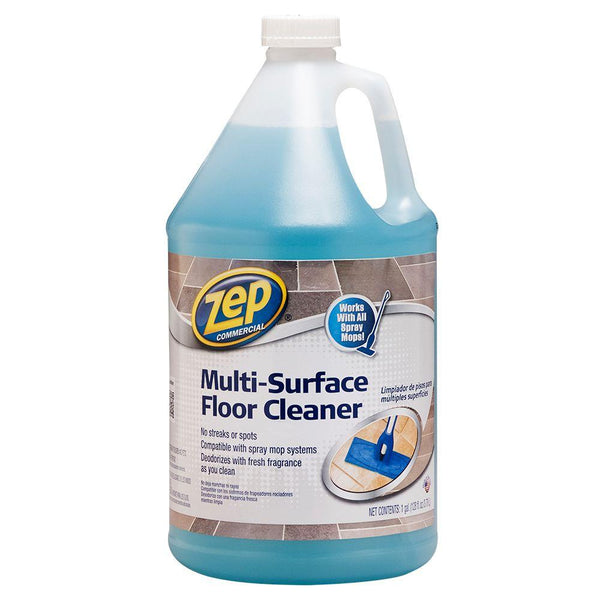 Zep Commercial 174 Zumsf128 Multi Surface Floor Cleaner 128