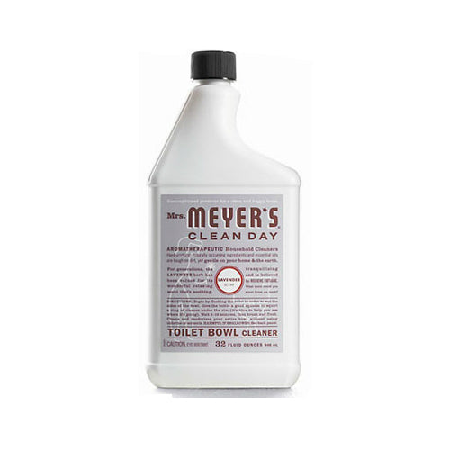 Mrs. Meyer's Clean Day 11167 Toilet Bowl Cleaner, 24 Oz, Lavender Scent