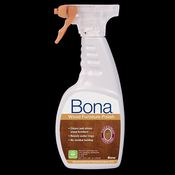 Bona® WP650052001 Wood Furniture Polish, 16 Oz