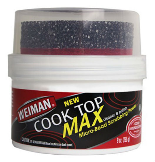 Weiman® 66 Cook Top Max Cleaner, 9 Oz