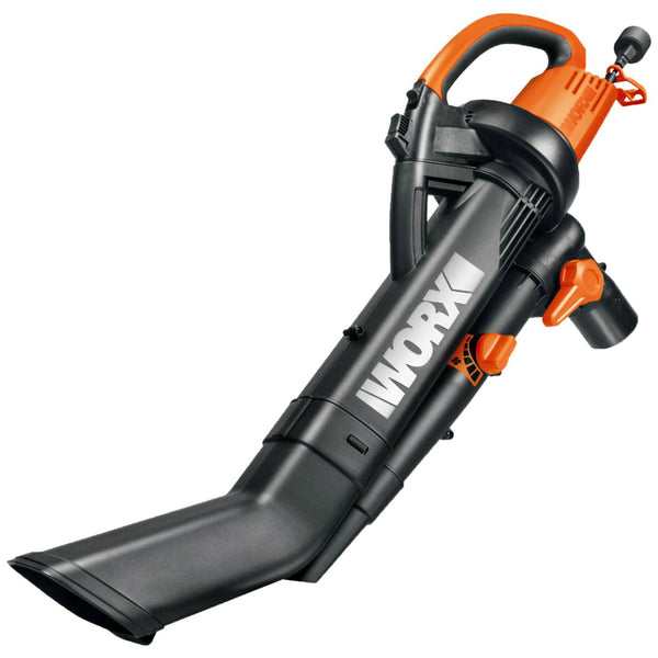 WORX® WG505 Electric Blower/Vac with 12A Powerful Motor