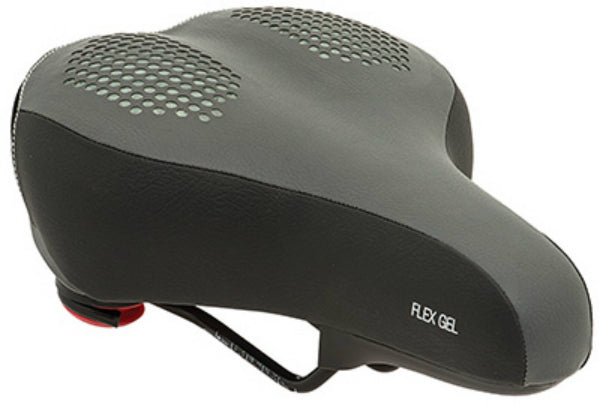 Bell 7047015 Recline 610 Bike New Comfort Saddle with Flex-Gel Technology