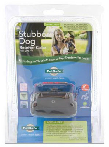 PetSafe® RF-275-11 Stubborn Dog Super Receiver Collar