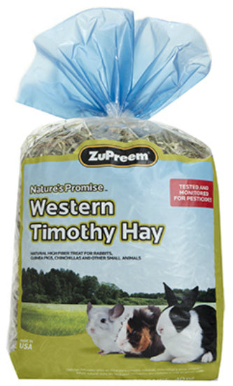 Zupreem 99060 Nature's Promise® Western Timothy Hay, 40 Oz