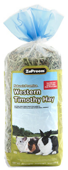 Zupreem 99040 Nature's Promise® Western Timothy Hay, 14 Oz