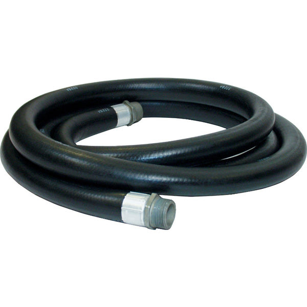 "Apache 98108450 Fuel Transfer Hose Assembly with Static Wire, 3/4"" x 10'"
