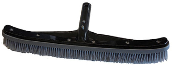 JED Pool Tools 70-292 Professional Wall Pool Brush, 18""