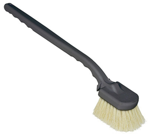Harper Brush 291 Utility Gong Brush with Acid-Resistant Tampyl Bristles, 20""