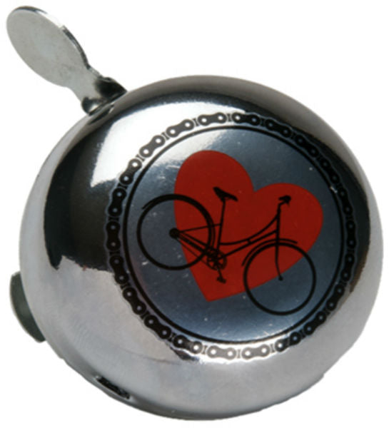 Huffy 00248BL Bicycle with Heart Design Universal Bell