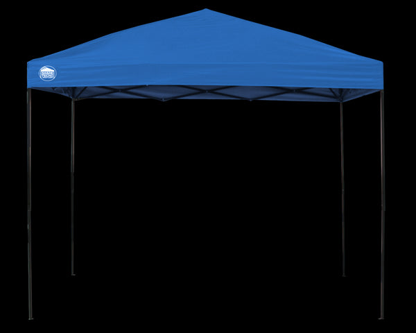 Quikshade 157379 Shade Tech II Instant Canopy, ST100, 10' x 10', Blue
