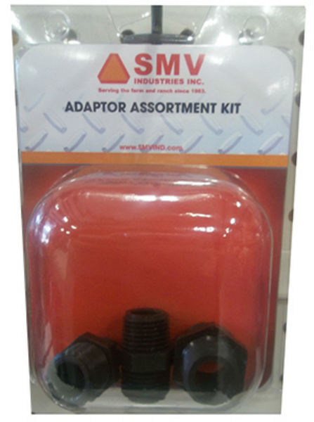 SMV AA Sprayer Adaptor Assortment Kit, 3-Piece