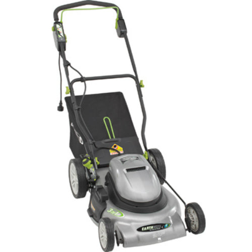 Earthwise® 50520 Corded Electric Lawn Mower, 120V, 60Hz, 3600 RPM, 20""