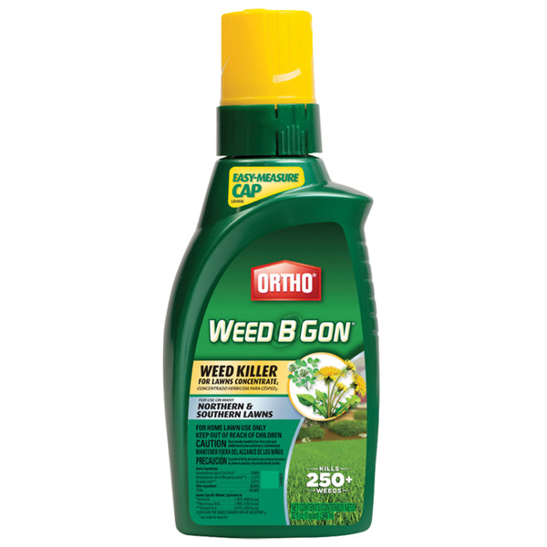 Ortho® 0420005 Weed B Gon® Weed Killer, Concentrate, 32 Oz