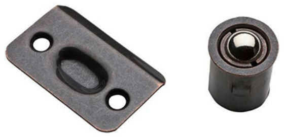 National Hardware® N830-108 Drive-In Ball Catch, Oil Rubbed Bronze, SPB1440