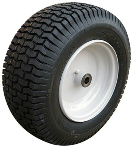 "Sutong ASB1084 Lawn & Garden Tire & Wheel Assembly, 16"" x 6.50""-8"" Tire"