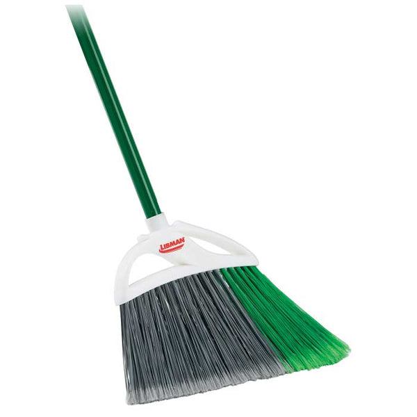 Libman® 205 Large Precision Angle® Broom for Indoor/Outdoor Use