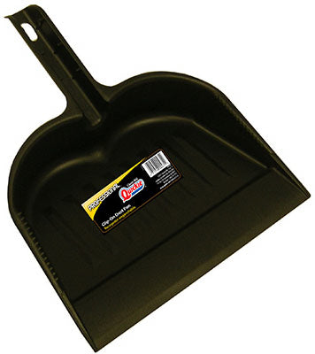 Quickie® 475RM-9 Modern Line Heavy Duty Dustpan, Extra Wide Mouth, Large