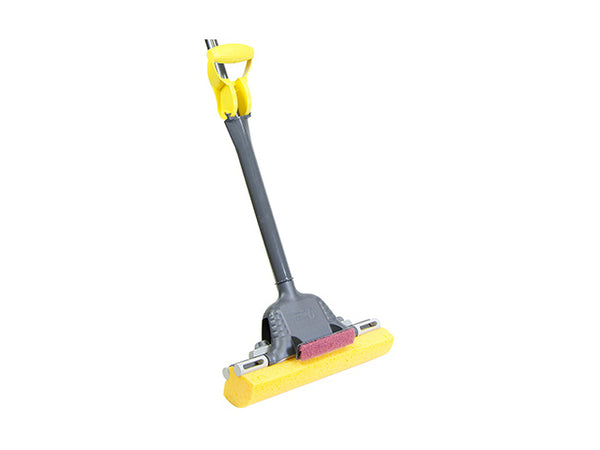 Quickie® 055-4 Professional Automatic® Jumbo Roller Poly Sponge Mop