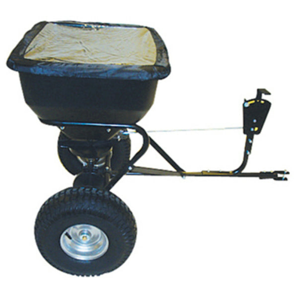 Precision® TBS6500 Tow Broadcast Spreader w/Direct Rod Control, 130 Lbs Capacity