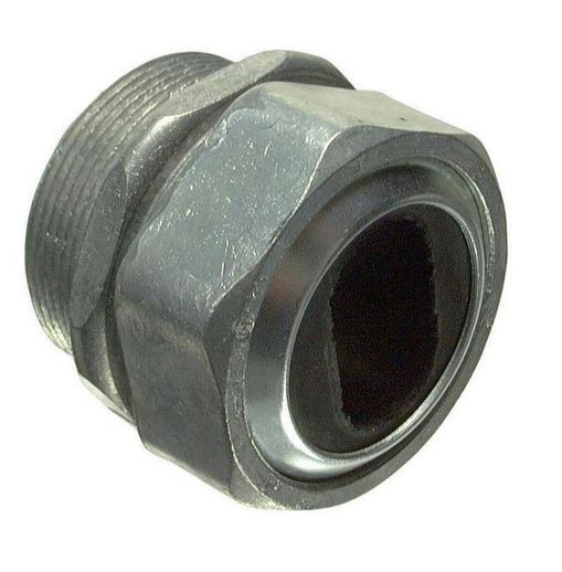 Halex® 08212 Zinc Water-Tight Cable Connector, 1-1/4""
