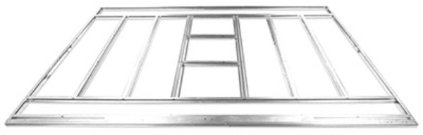 Arrow Shed FBSDS108 Floor Frame Kit For Swing Door (10' x 8')