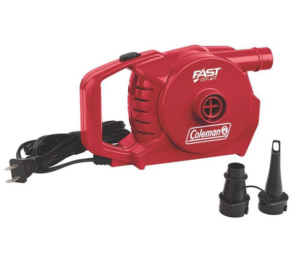 Coleman® 2000017847 AC QuickPump™ with 2 Settings, 120 Volt