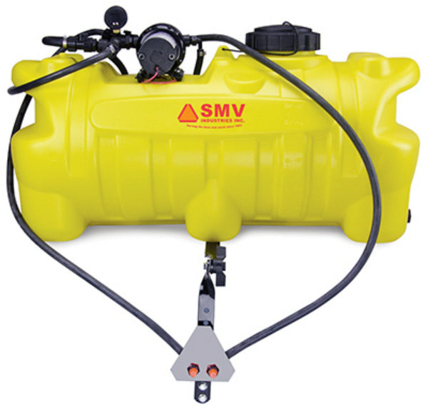 SMV 25AY402HLB2G2X ATV Sprayer, 25 Gallon Capacity, 4 GPM Pump, 2 Nozzle