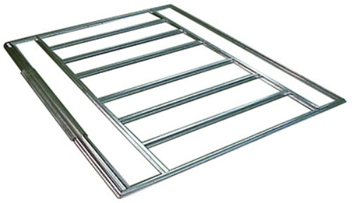 Arrow Shed FB109-A Arrow Floor Frame Kit, Hot Dipped Galvanized Steel