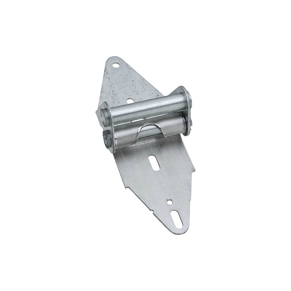 "National Hardware® N280-214 Galvanized Hinge, #4, 7-3/8"", V7611"
