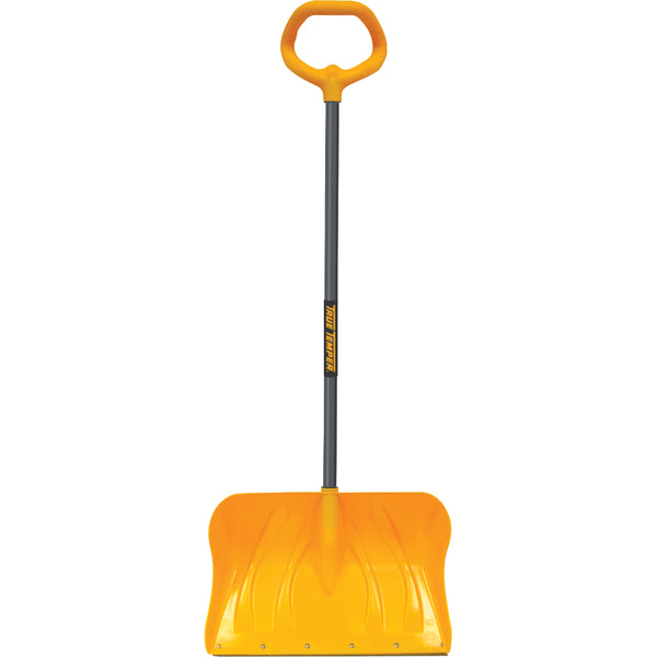 "True Temper® 1649800 Penguin Combo Snow Shovel with VersaGrip®, 20"" Poly Blade"