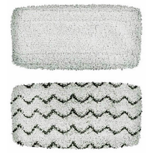Bissell 1252 Symphony Microfiber Steam Mop Pad Kit, 2-Pack
